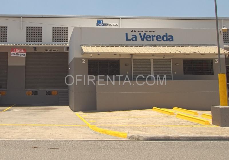 Naves Almacenes La Vereda, Ofirenta